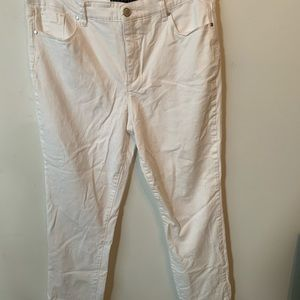 White Jeans by Bandolino - Size 14